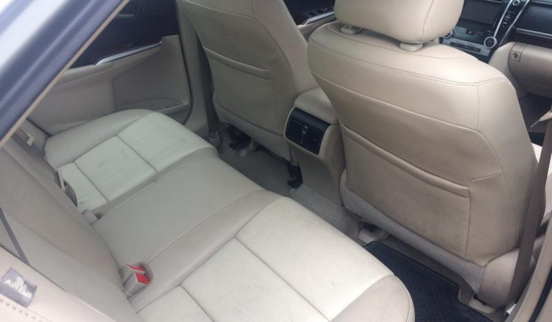 Toyota Camry XLE full