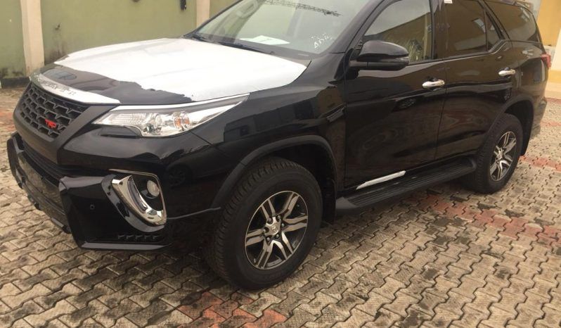 Toyota Fortuna 2019 full
